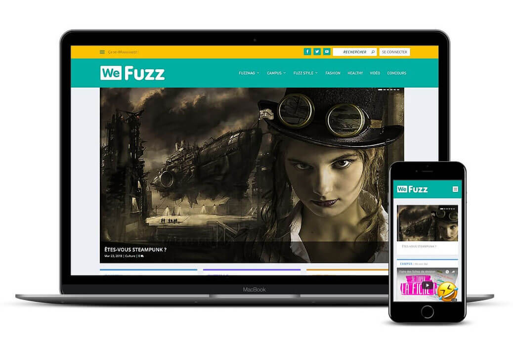 WeFuzz - Création Idée Ad