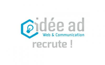 Idée Ad recrute un(e) Responsable Marketing et Communication (H/F) !