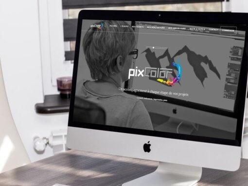 Pixcolor