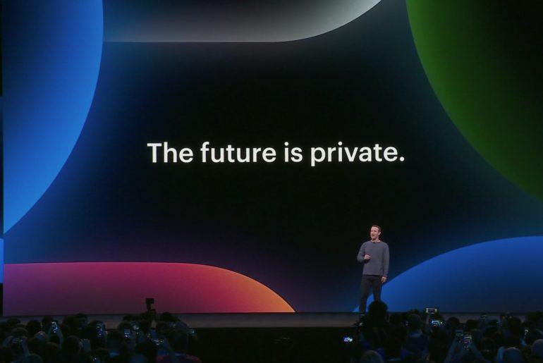 L'actualité immanquable de la semaine – Conférence F8 par Mark Zuckerberg
